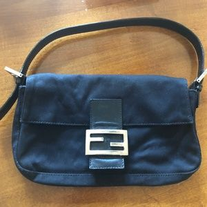 Black Fendi Handbag